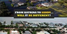 From Katrina to Sandy