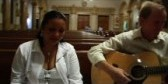 Video: Elza Sings at Church
